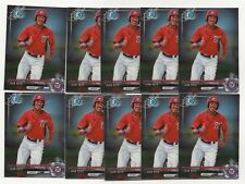 (10) Juan Soto 2017 Bowman Chrome Mini Set RC Lot #BCP180 Nationals Rookie Card
