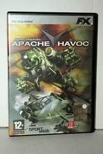 APACHE HAVOC GIOCO USATO OTTIMO STATO PC CDROM VERSIONE ITALIANA VBC 39126