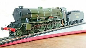 """Hornby R3634 SR Lord Nelson Class """"Sir Francis Drake"""" No.851 DCC Ready"""