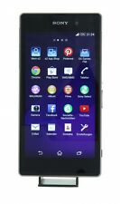 Sony Xperia Z1 C6903 16 GB púrpura terminal libre poco usado
