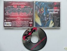 CD Album Batman & Robin An audio action adventure 8122 72638 2