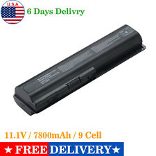 9Cell Battery for HP Pavilion DV4-1000 DV4-1120US COMPAQ Presario CQ40 CQ41 CQ71