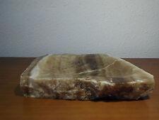 Vaciabolsillos de Ágata, bandeja plato decoración comedor regalo piedra natural
