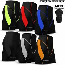 Pantalón Corto para Hombre Ciclismo Bicicleta Bicicleta de carretera de montaña MTB almohadilla Coolmax ropa ciclismo