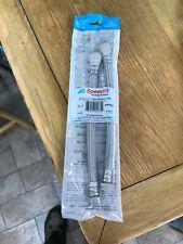 "JG speedfit 15mm x 1/2"" bsp 300mm hose"