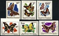Postage Rwandan Stamps