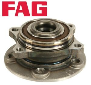 For Volvo S60 S80 V70 XC70 Front Axle Bearing & Hub Assembly FAG OEM