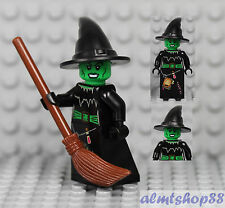 LEGO Series 2 - Witch Minifigure Halloween 8684 Collectible Monster Fighter