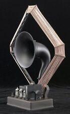 New Gakken Vacuum Tube Radio Gakken Vintage DIY Kit JAPAN Free Shipping