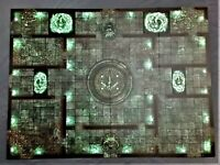 Warcry Catacombs Game Board Pack B Dungeons Two Sides Halls Velorum Warhammer