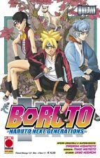 BORUTO volumi da 1 a 4 ed. planet manga panini completa NARUTO NEXT GENERATION