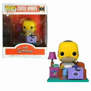 The Simpsons - Couch Homer Pop! Deluxe #909 - NEW