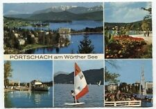 Alte Postkarte - Impressionen von Pörtschach