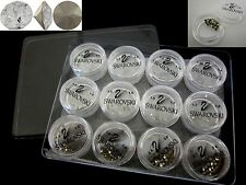Swarovski Watch Replacement Crystal Stone Assortment