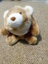 Gund Brown Tan Bear Snuffles # 2156