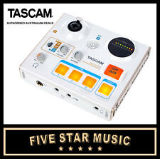 TASCAM US-32 MiNiSTUDIO USB INTERFACE FOR PODCASTING & STREAMING US32 MINI - NEW