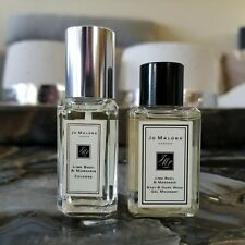 Jo Malone Lime Basil & Mandarin Cologne & Body & Hand Wash - 100% Authentic New