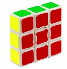 Rubik's Cube Yongjun Floppy Speed Magic Cube 1x3x3 White