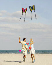 NEW 34 In the latest style kite beautiful RED butterfly kite Outdoor fun Sports