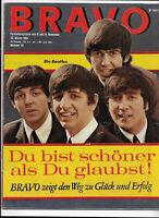 BRAVO Nr.45 von 1964 Doris Day, George Peppard, Beatles, Conny Froboess...