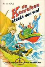 DE KAMELEON STEEKT VAN WAL (19e DRUK ZONNEBLOEMSERIE)