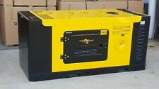 DIESEL 3 PHASE 14KW STANDBY 12KW CONTINUOUS 415/240V, REMOTE ELECTRIC START ,ATS