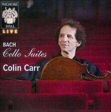 Bach: Cello Suites Nos.1-6, Colin Carr, , Excellent