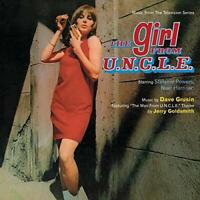 The Girl From U.N.C.L.E. (Music From The Television Series) - Dave Grus (NEW CD)