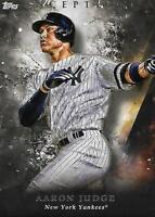 2018 Topps Inception Baseball Card Pick