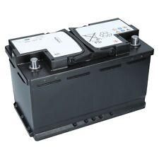 Autobatterie Jaguar 12V 80Ah 800A/EN AGM Starterbatterie AH52-10655-AB Original