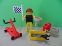 PLAYMOBIL – Technicien de course / Racing / 3520