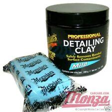 Meguiars Professional Detailing Mild Clay Car / Motorbike Paintwork Cleaning Bar