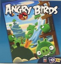 Angry Birds Red & Blue Birds Attack 24 Piece Puzzle