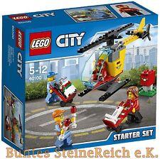 LEGO® City 60100 Flughafen Starter-Set ! NEU & OVP !