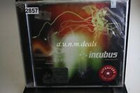 Factory Sealed Make Yourself - Incubus,1999,Music CD (NEW)