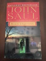 1996 Black Lightning by John Saul
