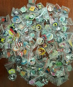 Disney Pins lot of 100 1-3 Day Free Shipping US Seller 100% Tradable