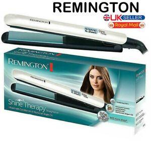 NEW Remington S8500 Womens Shine Therapy Hair Straightener 230°C UK