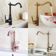 Brass Brass Single Lever Kitchen Taps