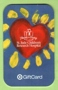 TARGET St. Jude Children's Research Hospital 2004 Gift Card ( $0 )