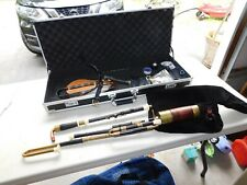Uilleann Pipes - FULL HALF SET / WITH CASES BAG PIPES LOT A
