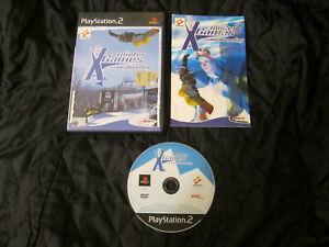 PS2 : ESPN WINTER X-GAMES SNOWBOARDING - Completo !