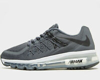 Nike Air Max 2015 GS ® ( UK Size 5.5 EUR 38.5 ) Grey / White Latest NEW