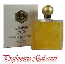 JEAN-CHARLES BROSSEAU OMBRE D'OR EDP NATURAL SPRAY - 30 ml