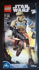 Lego Star Wars Scarif Stormtrooper #75523 89pcs Buildable Figures New