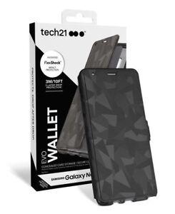 NEW Tech 21 Evo Wallet Case for Samsung Galaxy Note 8 (Black)