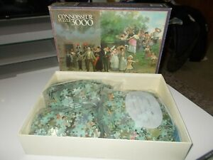 Jigsaw Puzzle 3000 Piece The Kings Passing Connoisseur  No 510202