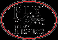 Fly Fishing Decal Sticker 500-11