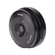 7artisans 35mm F5.6 Full Frame Pancake Lens for Nikon Z Z6 Z7 Z5 Z50 Z6II Z7II