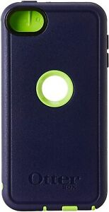 OtterBox Defender Case for iPod Touch 5th Gen (& NEW iPod Touch) Punk Green Blue